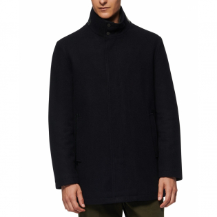 Men's 'Melton CarTrim' Coat