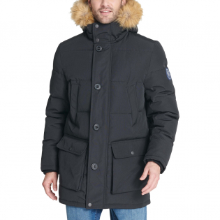 Men's 'Long Snorkel' Coat