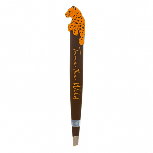 'Leopard Love' Tweezers