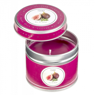 Fig & Herb 'Signature' Tin Candle 32H