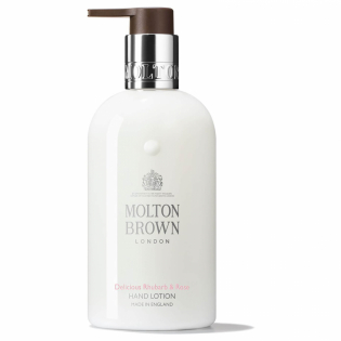 'Delicious Rhubarb & Rose Hand' Lotion - 300 ml