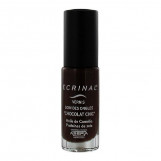 'Soin' Nail Polish - #Chocolat Chic 6 ml