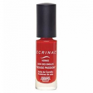 'Soin' Nail Polish - #Rouge Passion 6 ml