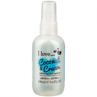 'Coconut Cream Spritzer' Spray - 100 ml