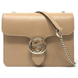 Women's 'Interlocking' Shoulder Bag