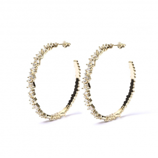 'Lora Big' Earrings