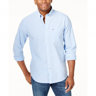 Men's 'Twain Stretch Check' Shirt