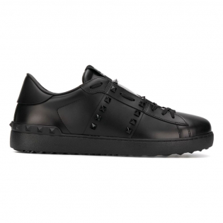 Men's 'Rockstud Tonal' Sneakers