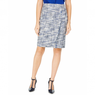 Women's 'Tweed' Pencil skirt