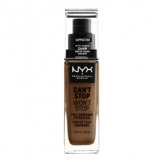 'Can't Stop Won't Stop Full Coverage' Foundation - #Cappuccino 30 ml