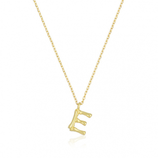 Women's 'E' Necklace
