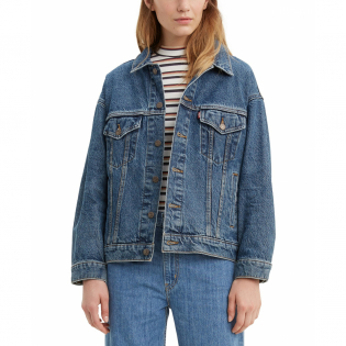 Women's 'Dad' Trucker Jacket