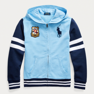 Boy's 'Big Pony French Terry' Hoodie