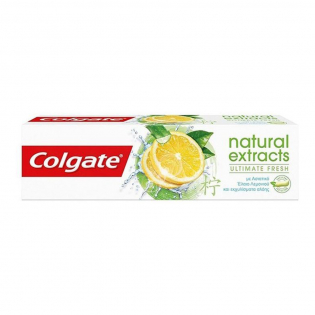 'Natural Extracts' Toothpaste - 75 ml
