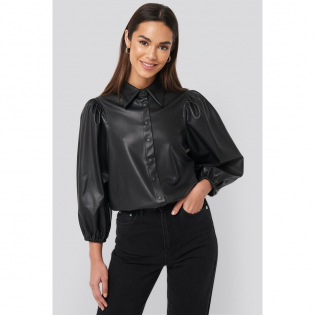 Women's 'Puff Sleeve' Shirt