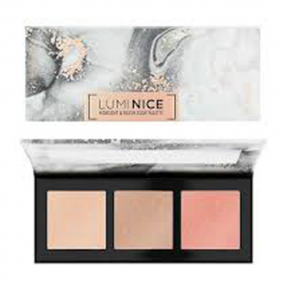 'Luminice Glow' Highlight & Contour Palette - #010 Rose Vibes Only 12.6 ml