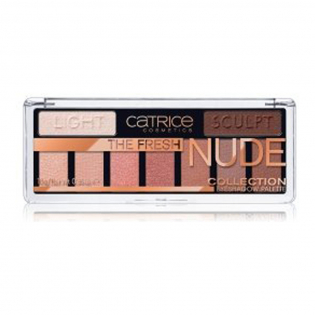 'The Fresh Nude' Eyeshadow Palette - 010 Newly Nude 10 g
