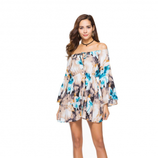 Women's Off The Shoulder Dress