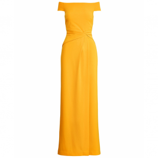 Women's 'Cap-Sleeve' Gown