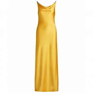 Women's 'Cowlneck Embellished' Gown