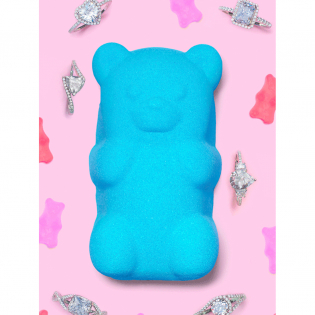 Gummy Bear' Bath Bomb Set - Ring Collection