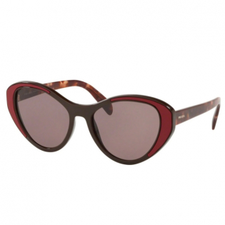 Women's '0PR 14US YEO6X1 55' Sunglasses