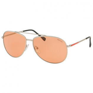 Men's '0PS 55US QFP291 57' Sunglasses