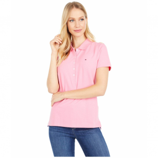 Women's 'Solid' Polo Shirt
