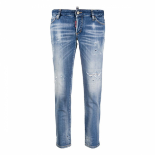Women's 'Distressed' Skinny Jeans