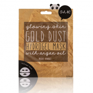 'Gold Dust Hydrogel' Face Mask - 25 g