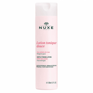 Sanfte tonisierende Lotion - 200ml