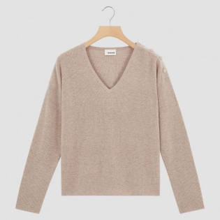 Women's 'V Neck' Sweater