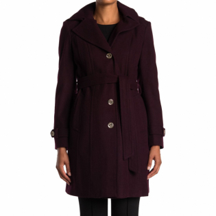 Women 'Missy Belted' Trench Coat