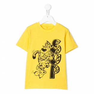 Teen Boy's 'Sup Leopard' T-Shirt