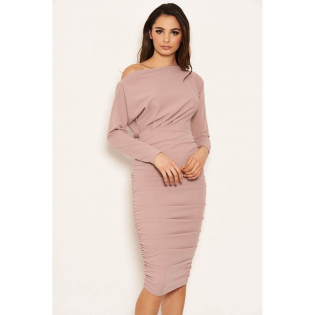 Women's 'Mauve' Dress