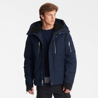Men's 'Mid Length' Puffer Jacket