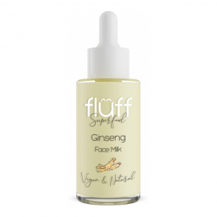 'Face Milk Ginseng' Anti-Aging Serum - 40 ml