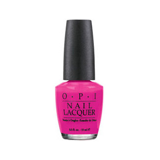'La Paz-itiviely Hot' Nail Lacquer