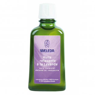 Lavender Relaxing Oil - 100 ml