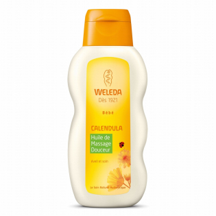 Calendula Baby Massageöl - 200 ml