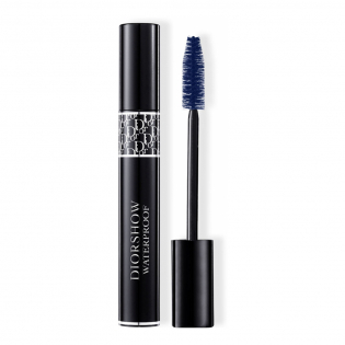 show Waterproof Mascara - # 258 Azur
