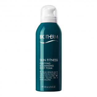 Skin Fitness Purifying Body Foam - 200ml