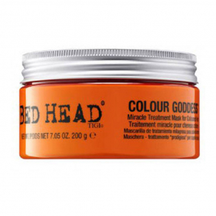 Bed Head - Colour Goddess Miracle Treatm. Mask - 200g