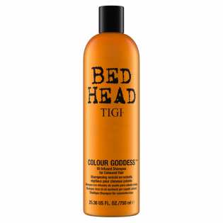 'Bed Head Colour Goddess Oil Infused' Shampoo - 750 ml