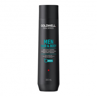 Dualsenses Hair & Body Shampoo für Herren - 300 ml
