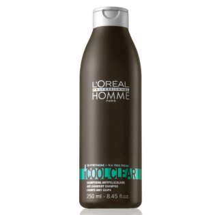 'Homme Coolnclear' Shampoo - 250 ml