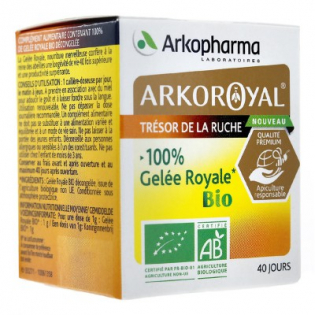 Arko Royal 100% Gelée Royale Bio - 40 g