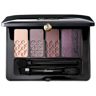 '5 Colour' Eyeshadow Palette - #01 Rose Barbare 6 g