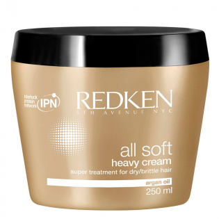 All Soft Heavy Cream Maks - 250ml