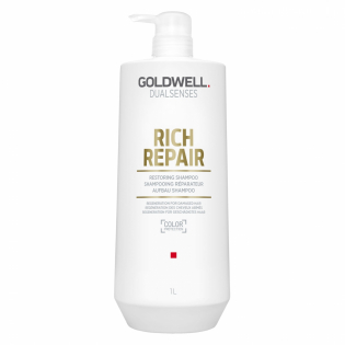 Dualsenses Rich Repair Restoring Shampoo 1000ml